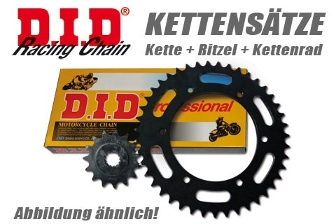 D.I.D. Premium X-Ring Kettensatz Triumph Speed Triple 955 Bj.02-04