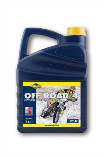 Motoröl TM Off Road 4 10W-40 4 Liter